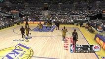 NBA Live 2004 HD on Dolphin Emulator (Widescreen Hack)