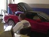 Cars - Street Racing - NSX on Dyno Blows
