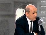 """Sanctions contre la Russie: """"une série de mesures vont être prises"""" selon Jean-Yves Le Drian"""
