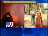 Fire at Freedom refined oil godown in Vijayawada