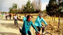 """Ballade à vélo """"Mieux se déplacer à bicyclette"""""""