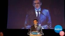 Asnières 2014 : Message de soutien de Patrick Devedjian (UMP) à Cyrille Déchenoix au meeting du 18 mars 2014