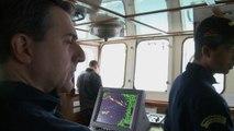 Sailing to Antarctica through the dangerous Drake Passage