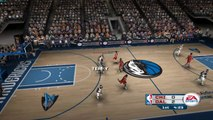 NBA Live 06 HD on Dolphin Emulator (Widescreen Hack)