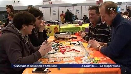 Pièces MontéeS au festival Jeux & Cie d'Epinal