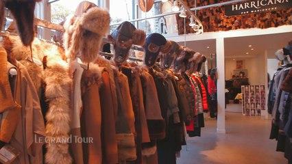 Bonus : le recyclage de manteaux en peaux de castors (partie 1)