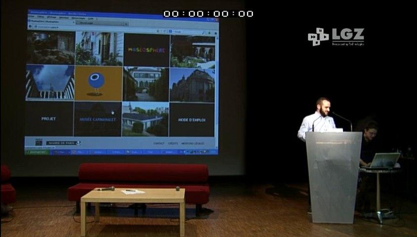 RNCI 2014/ Table ronde 2: Musées, numérique et territoires