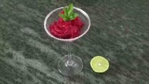 Chef Profiles and Recipes - Jacques Pépin's Raspberry Velvet