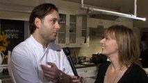 Epicurious Events - Epicurious Entertains NYC 2009: A Chat with Paul Liebrandt