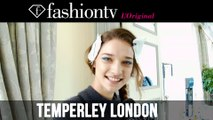 Temperley London Fall/Winter 2014-15 Backstage   London Fashion Week PFW   FashionTV