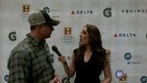 E League Launch Party: Mark L. Walberg Interview