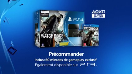 Contenu Exclusif Playstation de Watch Dogs