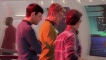 Star Trek Into Darkness Kirk Featurette