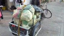 Recyclage des vêtements usés à Savoie Récup !