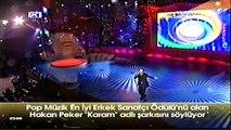 Hakan Peker  Karam (nostalji,Kral tv video müzik öduleri ,2000) by feridi