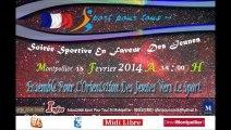 2014-02-15 Démonstration Aïkido au Gala des Arts Martiaux à Montpellier (organisé par l'assoc. Sport pour Tous 34)