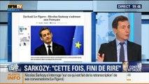 19H Ruth Elkrief - Édition spéciale: la contre-attaque de Nicolas Sarkozy - Anna Cabana et David Revault d'Allonnes: Le Face à Face de Ruth ElKrief - 20/03