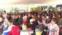 Actividades de Miguel Alonso Zacatecas marzo