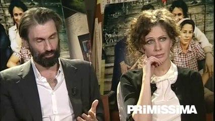 Intervista a Fabrizio Gifuni e Ksenija Rappoport protagonisti di Noi 4
