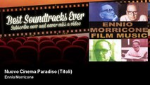 Ennio Morricone - Nuovo Cinema Paradiso (Titoli)