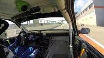 Trackday - Circuit de Ledenon - 16 mars 2014 - Clio RS - Mini'Cup