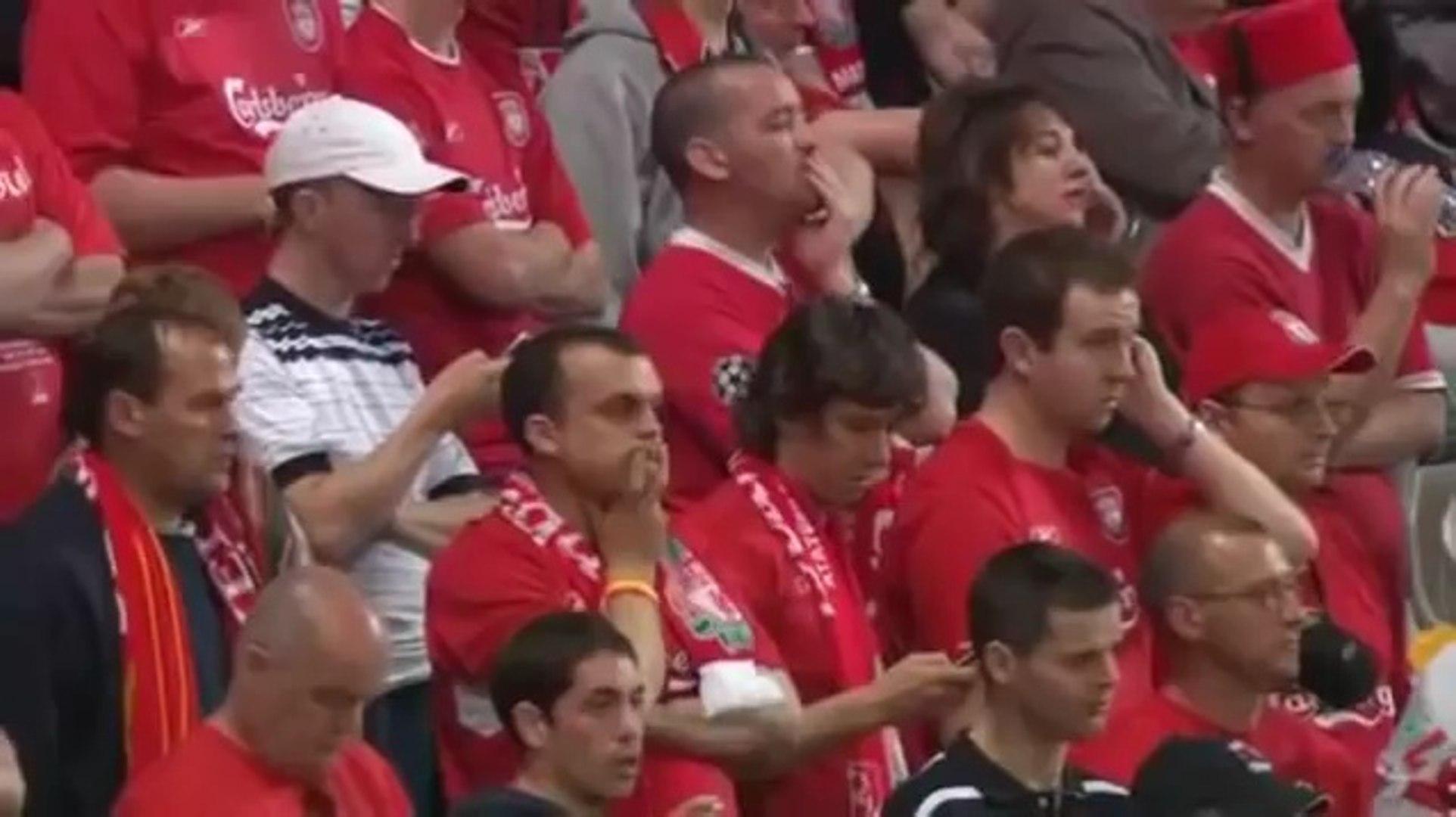 UEFA Champions League 2005 Final FC Liverpool vs AC Milan Full Match