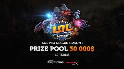 LPL Season I - ENG