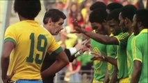 Coupe du monde 1974 : L'inoubliable coup franc du Brésil contre le Zaïre