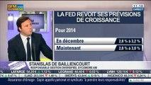 Stanislas de Bailliencourt VS Thibault Prébay: FED: quid de l'évolution des taux?, dans Intégrale Placements – 21/03 1/2