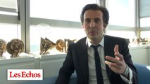 Yannick Bolloré (Havas)   La taille dHavas est un atout dagilité