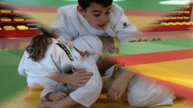 ennery judo, stage poussins benjamins mars 2014