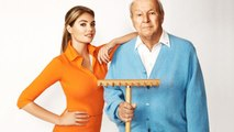 Golf Digest Cover Shoots - Behind the Scenes with Arnie & Kate Upton