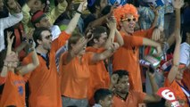 Netherlands hit world record 19 sixes