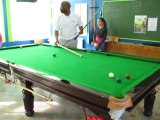 Catenoy : Un snooker au Billard club
