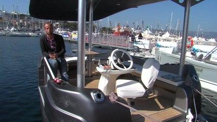 Sun Sea Rider,le bateau écolo