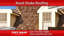 Roof Repairs Colorado Springs, CO   Tuff Roof