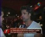 """Luciano Castro en Intrusos """"Gonzalo Heredia es muy conciliador"""""""