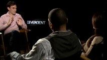 Divergent - Interview with Maggie Q and Mekhi Phifer