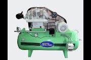 Kilby Enterprises Air Compressor Demonstration - video