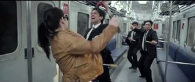 The Raid 2  Red Band CLIP - Subway (2014) - Action Movie Sequel HD