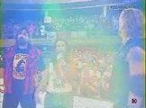 Mick Foley, Edge, & Lita vs Terry Funk, Tommy Dreamer, & Beulah McGillicuty - ECW One Night Stand 2006