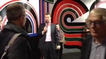 Le Cateau-Cambrésis: grâce à l'exposition Jean Dewasne, entrez dans une oeuvre d'art, Habitacle rouge