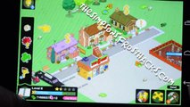 The Simpsons Tapped Out Cheats [Hack Unlimited Cash and Donuts 100% Working] 2014 Tool