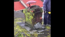 LEAKING CHIMNEY REMOVED AT ST HELENS COURT, CAERPHILLY, CF83 1DL - CHIMNEY REPAIRS CAERPHILLY