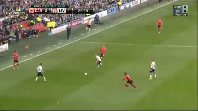 Campbell Goal ~ Cardiff City vs Liverpool 2-1 22/03/2014
