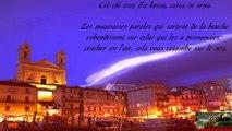Proverbes Corses, Bastia, Vieux-Port, Église Saint-Jean-Baptiste