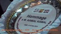 Oujda / Hommage  à Mr Kamal KAMAL  par l'Association Oujda Arts