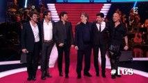 """Serge Lama, Emmanuel Moire, Patrick Bruel, Patrick Fiori, Pascal Obispo et Vincent Niclo """"Femme femme femme"""""""