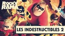 Pixar annonce les Indestructibles 2 !