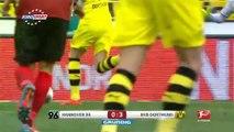 Hlts Hannover v Dortmund